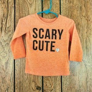 Carter's Halloween Shirt